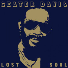 Geater Davis - Lost Soul - 2x LP Vinyl