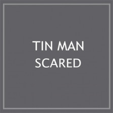 Tin Man - Scared - LP Vinyl