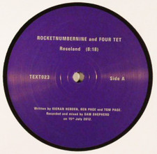 "Rocketnumbernine & Four Tet - Roseland/Metropolis - 12"" Vinyl"