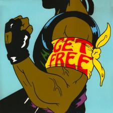 "Major Lazer - Get Free - 12"" Vinyl"