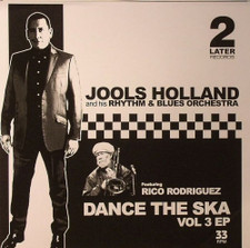 "Jools Holland - Dance The Ska Vol.3 - 7"" Vinyl"