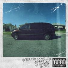 Kendrick Lamar - Good Kid, m.A.A.d City - 2x LP Vinyl