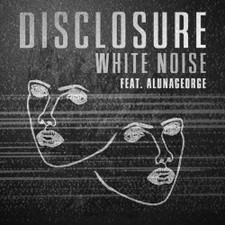 "Disclosure - White Noise - 12"" Vinyl"