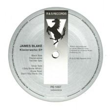 """James Blake - Klavierwerke EP - 12"""" Vinyl"""