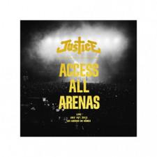 Justice - Access All Arenas - 2x LP Vinyl+CD
