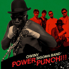 Owiny Sigoma Band - Power Punch!!! - LP Vinyl