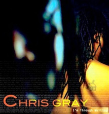 Chris Gray - I'm Through Waiting - LP Vinyl