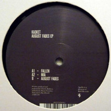 "Kasket - August Fades - 12"" Vinyl"