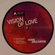 "Bicep - Vision Of Love (Carl Craig Remix) - 12"" Vinyl"