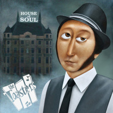 """Toasters - House Of Soul - 7"""" Vinyl"""