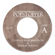 "Georgia Anne Muldrow & Dudley Perkins - Popstopper - 7"" Vinyl"