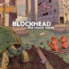 Blockhead - The Music Scene - LP Vinyl