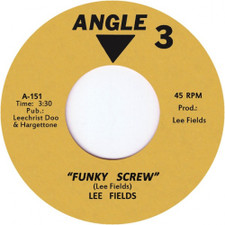 "Lee Fields - Funky Screw - 7"" Vinyl"