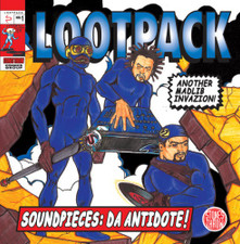 Lootpack - Soundpieces: Da Antidote - 3x LP Vinyl