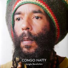 Congo Natty - Jungle Revolution - 2x LP Vinyl