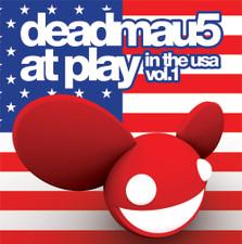 Deadmau5 - At Play In The USA Vol.1 - 2x LP Vinyl