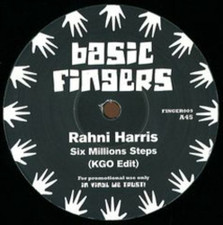 "Rahni Harris/Blackbyrds Kgo - Edits - 12"" Vinyl"