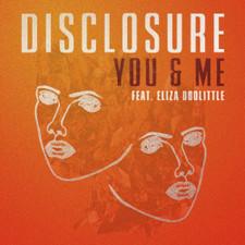 """Disclosure - You & Me (Original & Dub) - 12"""" Vinyl"""