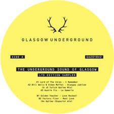 "Optimo - Underground Sound Of Glasgow Sampler - 12"" Vinyl"