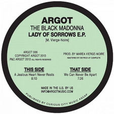 "The Black Madonna - Lady Of Sorrows - 12"" Vinyl"