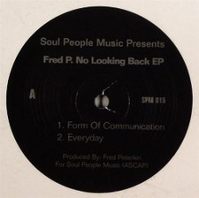 """Fred P. - No Looking Back - 12"""" Vinyl"""