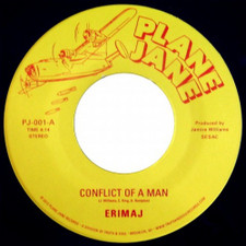 "Erimaj - Conflict Of A Man - 7"" Vinyl"