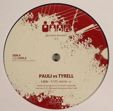 "Pauli vs. Tyrell - Little (S.Y.D. Remix) - 12"" Vinyl"