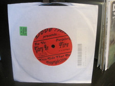 "Davu/Periphery - Glory Be/Fire - 7"" Vinyl"