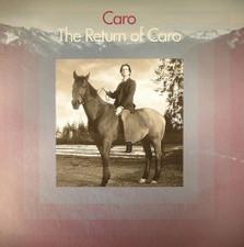 Caro - The Return Of Caro - 2x LP Vinyl