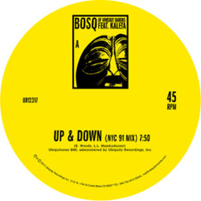"Bosq of Whiskey Barons - Up & Down - 12"" Vinyl"