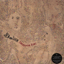Jed And Lucia - Superhuman Heart - LP Vinyl
