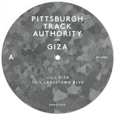 "Pittsburgh Track Authority - Giza - 12"" Vinyl"