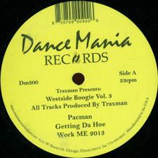 "Traxman - Westside Boogie Vol.3 - 12"" Vinyl"
