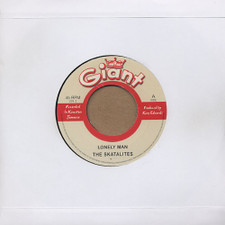 "Skatalites - Lonely Man - 7"" Vinyl"