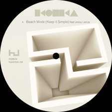 "Ikonika - Beach Mode (Keep It Simple) - 12"" Vinyl"