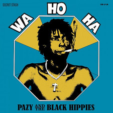 Pazy & The Black Hippies - Wa Ho Ha - LP Vinyl
