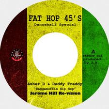 "Asher D & Daddy Freddy - Muffin Hip Hop - 7"" Vinyl"