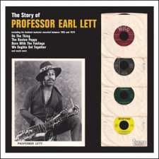 Professor Earl Lett - Story Of - LP Vinyl