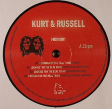 """Kurt & Russell - Looking For the Real Thing - 12"""" Vinyl"""