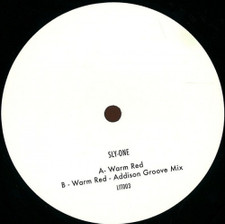 "Sly-one - Warm Red - 12"" Vinyl"
