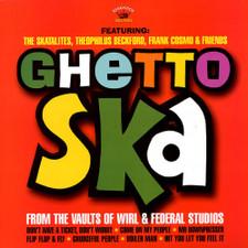 Various Artists - Ghetto Ska - LP Vinyl