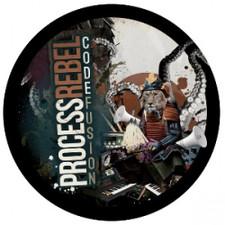 "Process Rebel - Code Fusion - 12"" Vinyl"