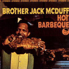 Brother Jack - McDUFF Hot Barbeque - LP Vinyl