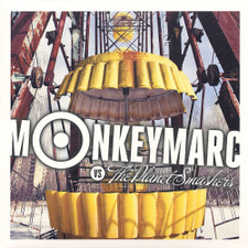 Monkey Marc - The Planet Smashers - LP Vinyl