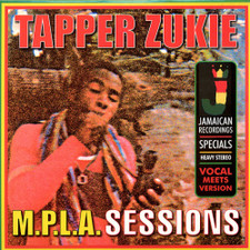 Tappa Zukie - MPLA Sessions Yellow Vinyl - LP Vinyl