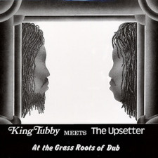 King Tubby & Lee Perry - Grass Roots of Dub - LP Vinyl