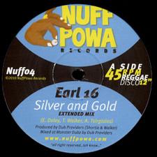 "Earl Sixteen - Silver & Gold - 12"" Vinyl"