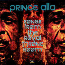 Prince Alla - Songs From the Royal Throne Room - LP Vinyl