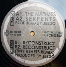 "Electric Street Orchestra - The Natives - 12"" Vinyl"
