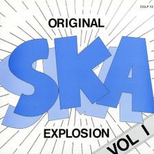 Various Artists - Ska Explosion - LP Vinyl